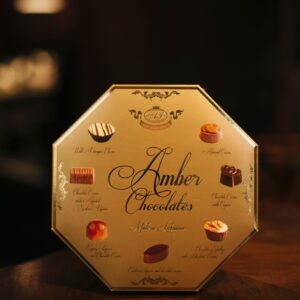 Amber Chocolates assorted chocolates166 g