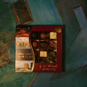 Discover Lithuania assorted chocolates 230 g