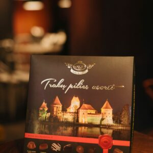 Trakai Castle assorted chocolates 215 g