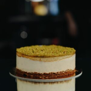 Mascarpone Cake with Pistachios 1 kg