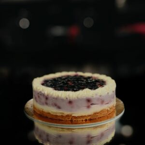 Bilberry Curd Cheese Cake 1 kg