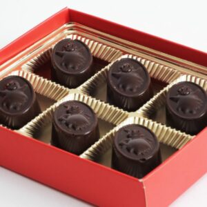 Chocolates with chilli peppers 75 g