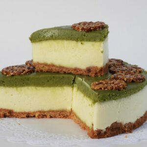 Green tea cake 1 pcs